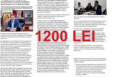 SPITALUL JUDETEAN, PRIORITATE A PRESEDINTELUI-1200 LEI (Copy)