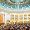 (VIDEO) Mitocanii din Parlamentul României. Discuții ca la birt