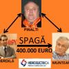 """Mafia transpartinică. Cum a luat deputatul Munteanu șpaga de 400.000 de euro de la """"căpușa"""" lui Blaga și Pinalti"""