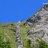 Tupeu! Încasează 595.937 lei pentru scările de pe Vârful Toaca și cer sprijinul voluntarilor