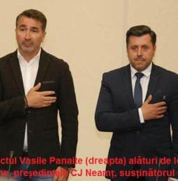 Râsu'-plânsu'. Martorul Panaite, nevoit să-l suspende din funcție pe inculpatul Arsene