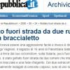 Politician ALDE acuzat de crimă în Italia
