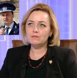 Capul lui Tablan vrem! Ministrul Carmen Dan și-a trimis Corpul de Control la Poliția Neamț