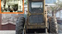 (FOTO+VIDEO) Cum și-a construit ex-senatorul Cadăr, sub nasul Poliției și serviciilor, vila din curtea Palatului Copiilor, folosind utilaje și muncitori de la Drupo