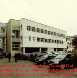 """Hoție de milioane la Spitalul Județean Neamț. Afacerea """"Blocul operator"""""""