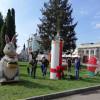Câte mii de euro aplătit Primăria Roman pe scumpetea de iepuraș de Paște. Dar pe lumânare și ou?