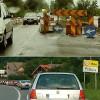 Reîncepe calvarul pentru șoferi! De luni, pe podul de la Preluca se va circula din nou pe un singur fir