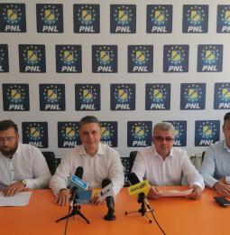(P) PNL Neamț îl invită pe președintele Consiliului Județean Ionel Arsene la o dezbatere pe marginea rectificării bugetare! Să arate că îi pasă de nemțeni!