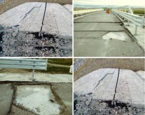 Atenție, crapă podul cumătrului! Proiectul de 10 milioane de euro, urmărit de DNA, lovit de ghinion