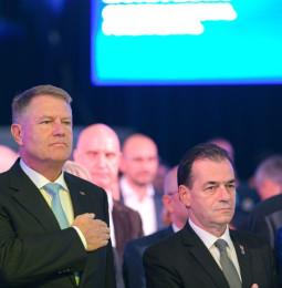 """(P) Klaus Iohannis și-a prezentat programul prezidențial """"Împreună pentru România normală"""""""