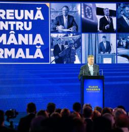 (P) Principalele motive pentru a vota Klaus Iohannis – Președinte