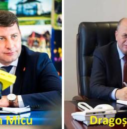 Primarii liberali Micu și Chitic, la judecata Curții Supreme. Unul pentru incompatibilitate, celălalt pentru corupție