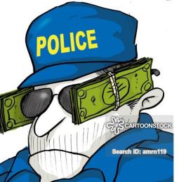 """Șef de Poliție premiat cu spor de excelență, subordonați arestați pentru șpagă. """"Aici este toată șefimea complice!"""""""