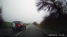 VIDEO Șoferul de la Pompieri, impertinență în trafic